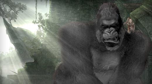 Gameplay King Kong King Kong Woahh