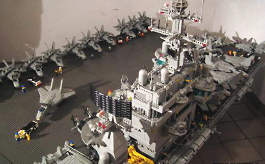 cool lego creations with instructions