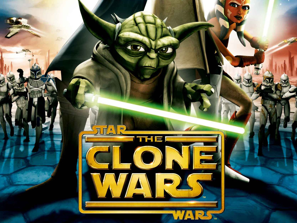 Star Wars The Clone Wars Film Star Wars – The Clone Wars