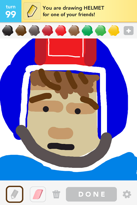 Helmets Drawings Draw Something Helmet