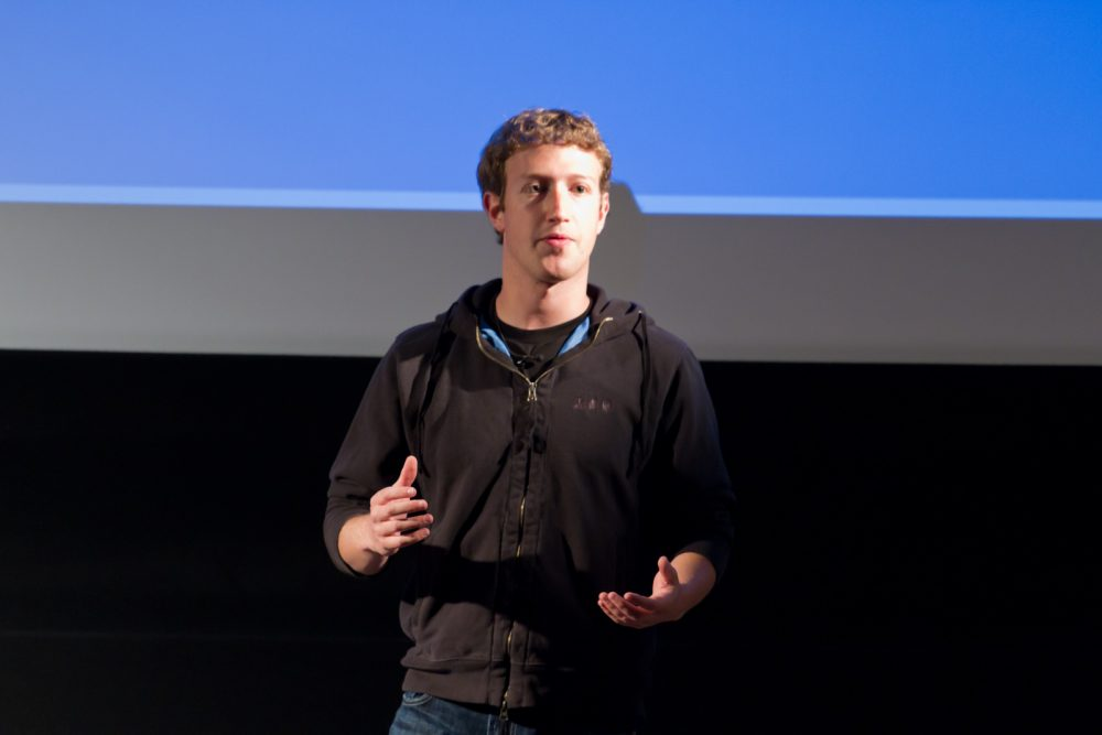 Mark Zuckerbergs keynote at the Facebook Developer Garage London 2010
