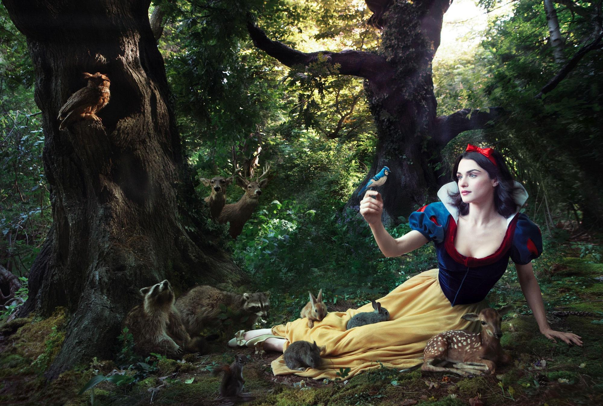 Annie Leibovitz Snow White