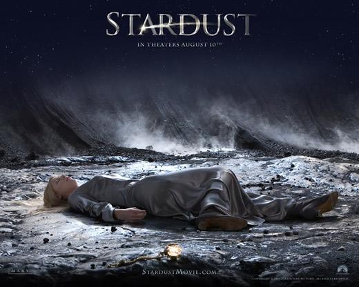 Stardust - Yvainne, fallen star